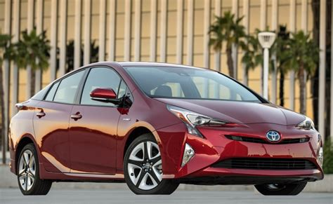 Toyota's 4th-generation Prius Hybrid For 2017 Is Now