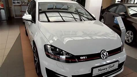 2013 volkswagen golf vii gti review exterior and interior