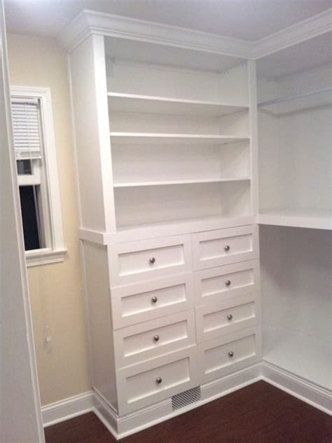 built in closets custom master closet built ins the sawdust diaries