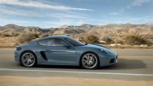 Porsche 718 Cayman Occasion : produktionsstart porsche 718 cayman ~ Gottalentnigeria.com Avis de Voitures