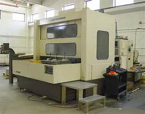 Mitsubishi Mh80d For Sale Cnc Mill Used Cnc Mill Cnc Horizontal Machining Center