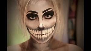 Halloween Schmink Bilder : wie macht man zu halloween so ein mund make up siehe bild youtube beauty party ~ Frokenaadalensverden.com Haus und Dekorationen