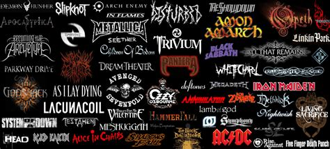 Heavy Metal Bands Wallpapers