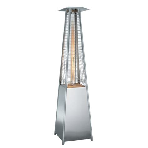 tower patio heater