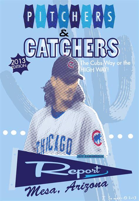 happy  pitchers  catchers report day cub fans