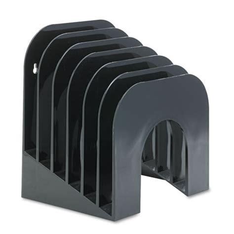 desktop file sorter plastic six tier jumbo incline sorter plastic 9 3 8 x 10 1 2 x 7