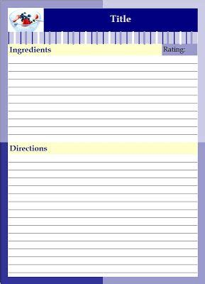 Recipe Binder Lazyday Expressions 1000 Images About Printables On