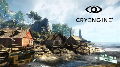 Cryengine 3 Tech Demo  Forest Gameplay Video (1080p