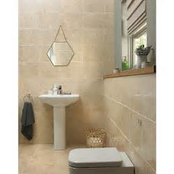 wickes amalfi mocca beige ceramic tile 360 x 275mm