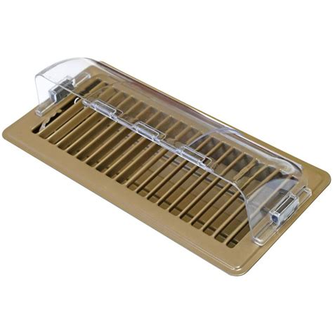 shop accord 9 in l x 4 in w magnetic floor register air