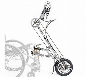 Rio Mobility Dragonfly Attachable Manual Handcycle