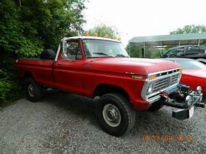 Classic 1979 Ford F250 Pickup Truck With Cummins Diesel