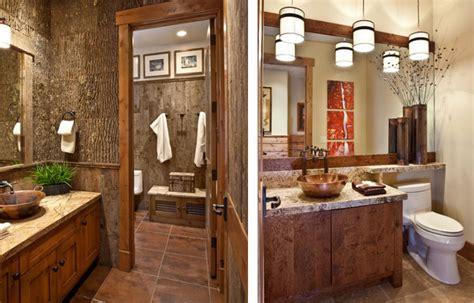 15 Bathroom Designs Of Rustic Elegance  Home Design Lover