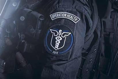 Six Operation Rainbow Ice Health Wallpapers Siege