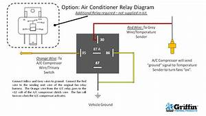 Central Ac Relay Wiring Diagram