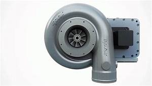 I U03b7ovair Turbo Blower In Motion