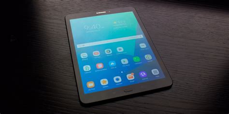 Samsung Galaxy Tab S3 arrives at worst possible time