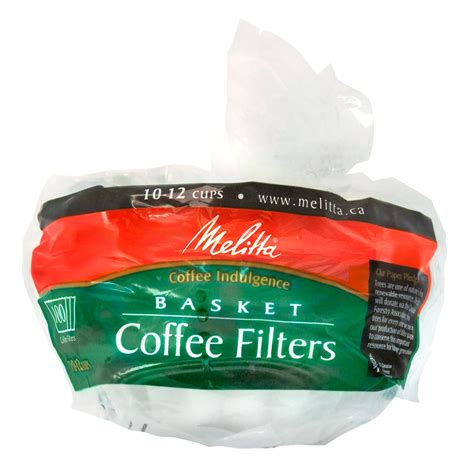 Unbleached coffee filters are brown, rough, and have a thick, papery smell. Melitta 10-12 Cup Basket Coffee Filter Paper White | Walmart Canada