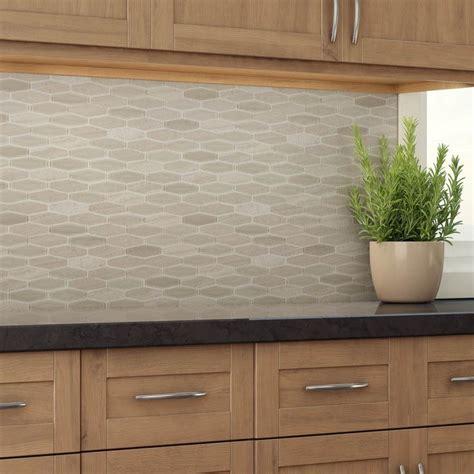 product image  ceramic tile backsplash hexagon tile