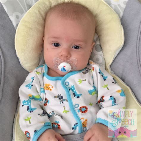 Why I Am Ok With A Pacifier Simply Speech