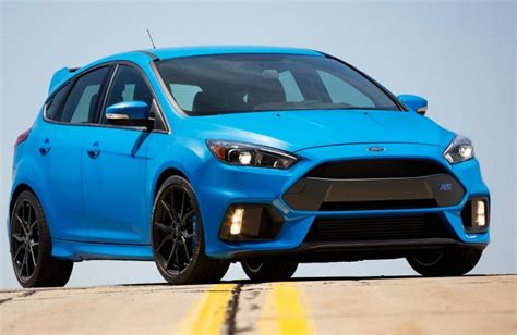 Ford Focus Rs Us Release by 2019 Ford Focus Rs Limited Edition Redesign And Specs