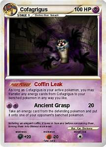 coffin pokemon images
