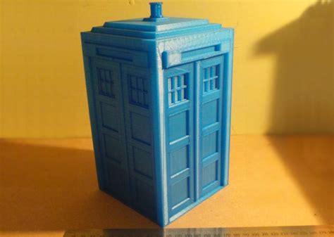Tardis Cupboard by Weekly Roundup Ten 3d Printable Doctor Who Things