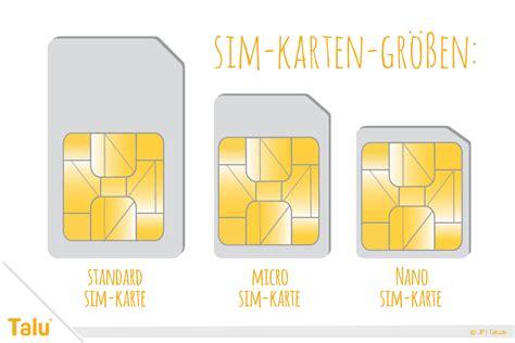 Smartphone Mit Nano Sim Karte