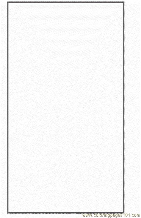 shape rectangle coloring pages   coloring page  shapes coloring pages
