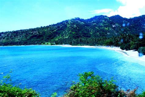 The Beauty Of Senggigi Beach In Lombok
