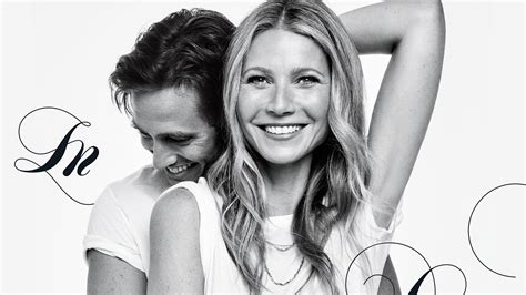 Goop Gwyneth Paltrow Cover by Gwyneth Paltrow Confirms She S Engaged To Brad Falchuk In
