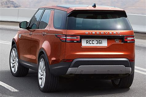 Land Rover Discovery Sport Modification by Land Rover Discovery Sport Motor Show
