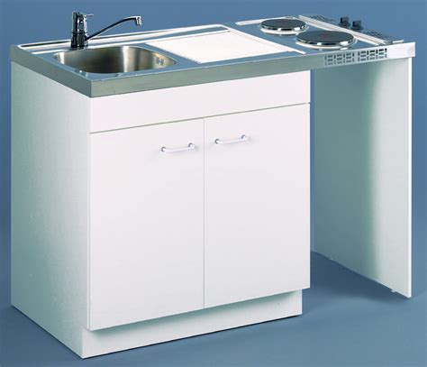 meuble cuisine melamine blanc best meuble sous evier bas avec rangement portes mlamin blanc aquarine achat kitchenette quipe