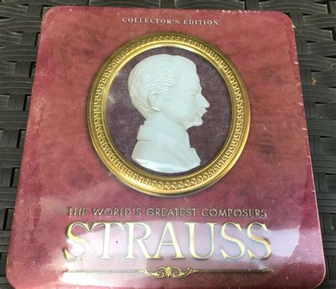 The World's Greatest Composers: Strauss [Collector's ...