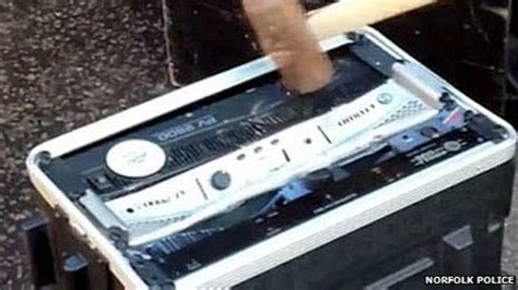 Music Equipment Destruction By Norfolk Police Criticised