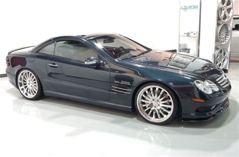 I have 17 rsx rims.and stock suspension on a 6th gen. SL55 - Tire and wheel size options.... - MBWorld.org ...