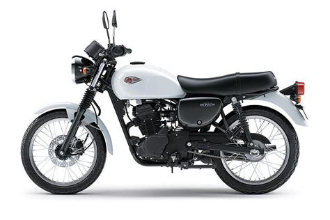 Review Kawasaki W250 by Kawasaki W175 Cari Peruntungan Di Ceruk Baru Portal