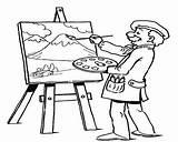 Coloring Pages Career Careers Getcolorings Getdrawings sketch template