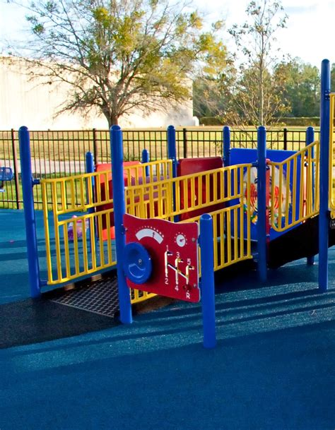 Byo Finished Playground For Arc Of St Johns How We