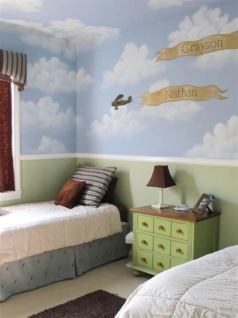 Shared Kids' Room Design Ideas Hgtv