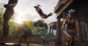 'Assassin's Creed Odyssey' to Feature Two Playable Main ...