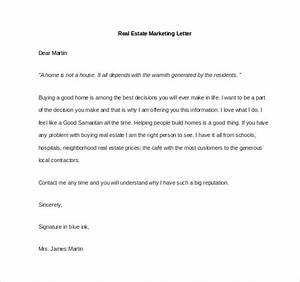 marketing letter template 38 free word excel pdf With mortgage broker introduction letter to realtors