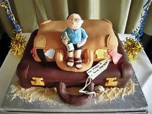Adult Birthday Cakes - Men - Marys Birthday Cakes