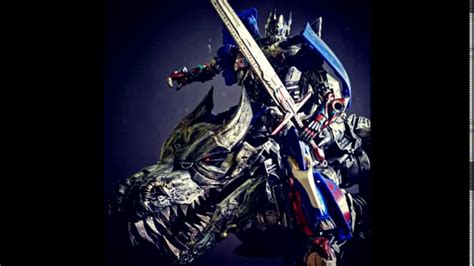 Custom Transformers Age Of Extinction Stomp And Chomp