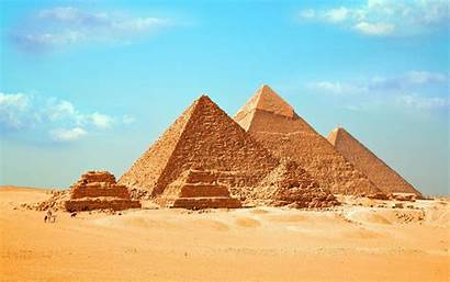 Pyramids Egypt Wallpapers Backgrounds Egyptian Pyramid Ancient