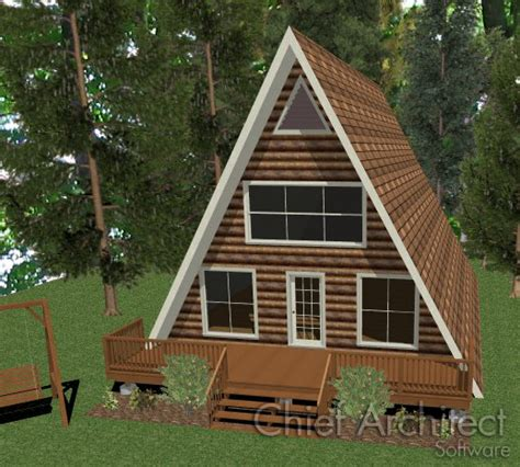 building an a frame cabin building an a frame structure