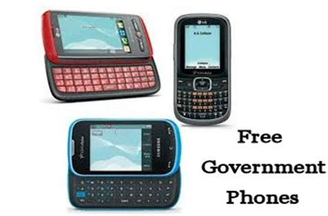lifeline link up free government phone program