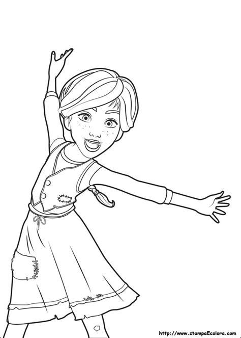 disegni de ballerina