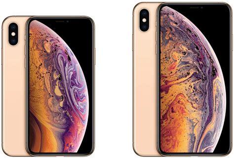 iphone xs i xs max oficjalnie nowy rozmiar nowy kolor lepszy aparat i więcej mocy
