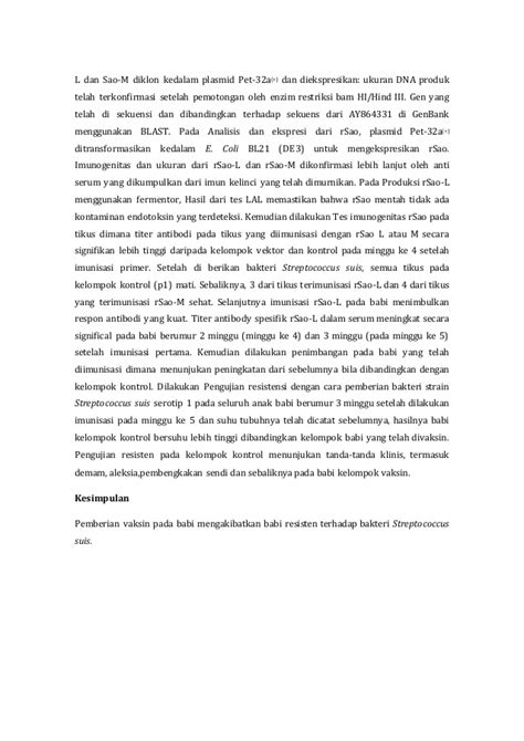 Contoh Analisis Jurnal Internasional - Contoh Jol